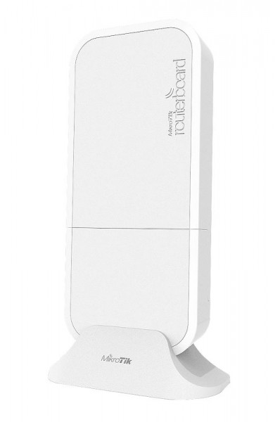 MikroTik Access Point RBwAPR-2nD&R11e-LTE, wAP LTE Kit, 2.4 GHz, 1x 10/100, with LTE modem, outdoor