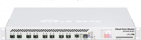 MikroTik Cloud Core Router CCR1072-1G-8S+, 8x SFP+, 1x Gigabit