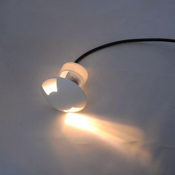 Synergy 21 LED Bodeneinbaustrahler ARGOS rund Segment-2 IP67 ww