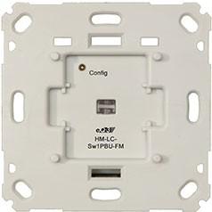 HomeMatic Funk-Schaltaktor 1fach, UP für Universaladapter