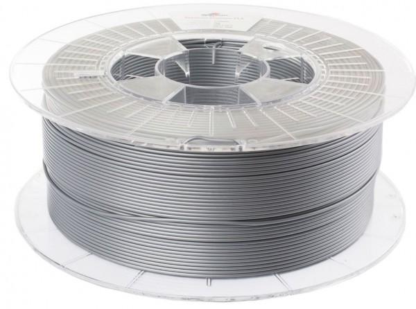 Spectrum 3D Filament / PLA Premium / 1,75mm / Silver Star / Silber / 1kg
