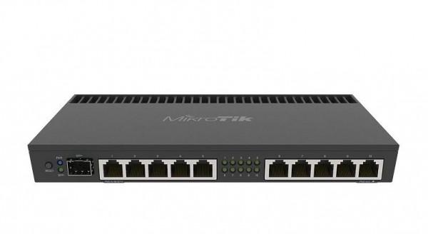 MikroTik RouterBOARD RB4011iGS+RM, 10x Gigabit, 1x SFP+, Rackmount