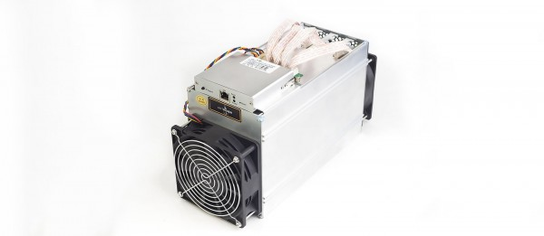 Bitmain Litecoin Miner AntMiner L3+ Kit incl Netzteil