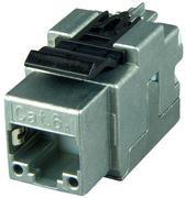 Telegärtner Modul AMJ CAT6A RJ45/LSA Snap-In 2-Pack T568B (K