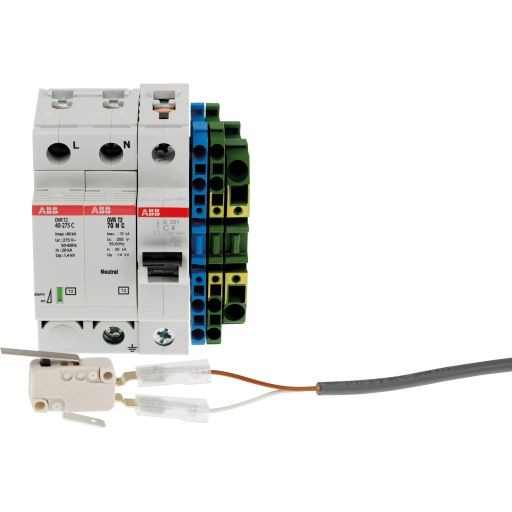AXIS Zubehör Montage Outdoor T98xx Safety Kit 230V