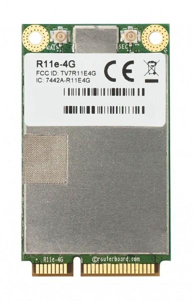 MikroTiK 4G/LTE miniPCI-e card R11e-4G