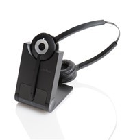 Jabra PRO 930 DECT-Headset Duo USB MS