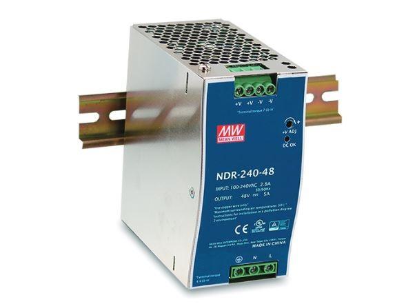 Synergy 21 Netzteil - 24V 240W Mean Well Hutschiene