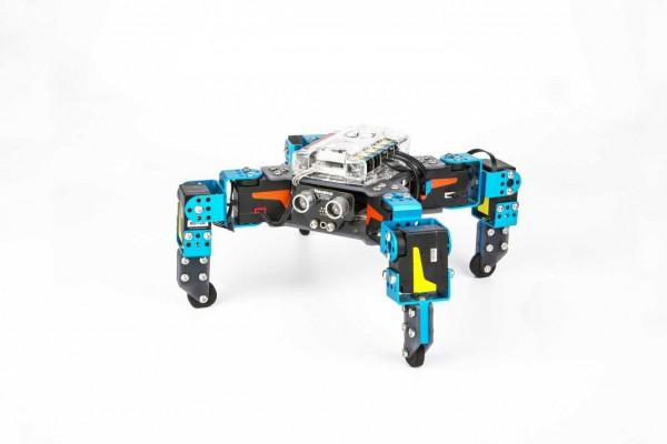 Makeblock-Dragon Knight - Programmierbarer Spinnen Roboter