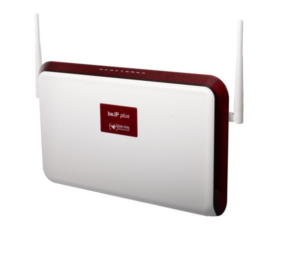 Elmeg be.IP plus - ADSL/VDSL Modem int. 2x S0 int, 4x analog FXS, 5x Giga Sw, 5x VPN, WiFi-Controller