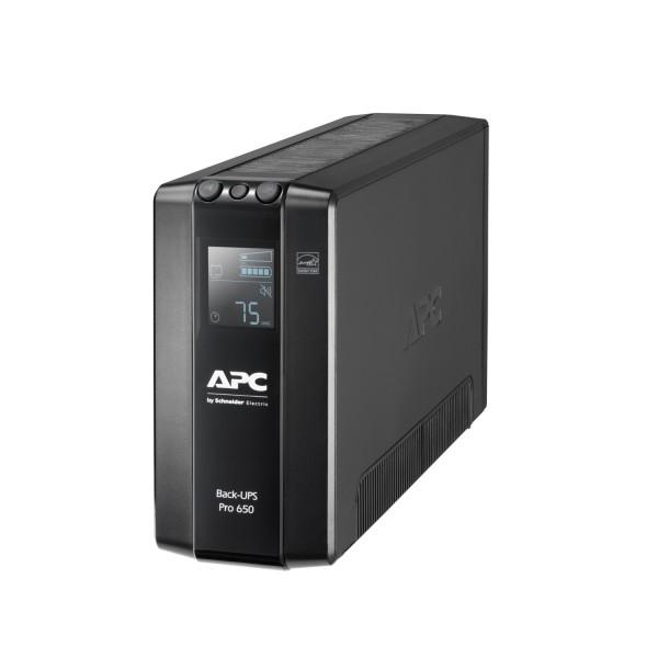 APC USV Back Pro, BR 650VA, 2,7min., USB