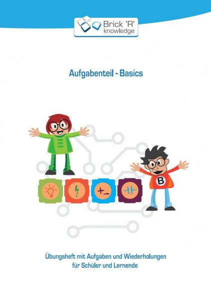 ALLNET Brick'R'knowledge Übungsheft Aufgabenteil Basics 10er Pack