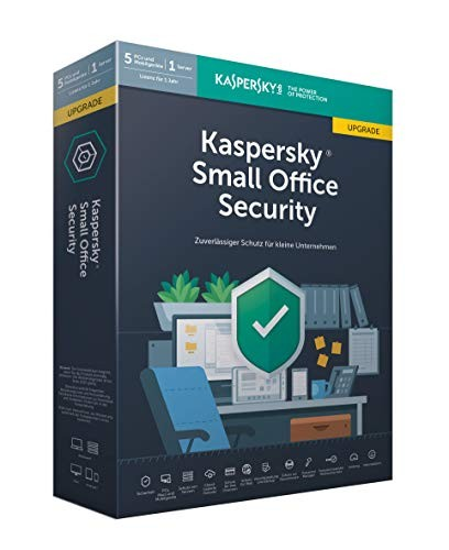 Kaspersky Small Office Security v.7 - Upgrade