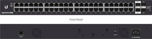 Ubiquiti EdgeSwitch, 48-port, Lite, Non-POE, ES-48-Lite