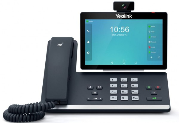 Yealink SIP T5 Series T58A Android based with camera Rev. 2