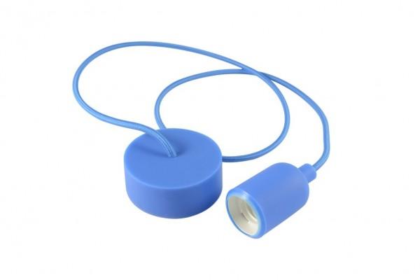 Synergy 21 LED Fassung E27 100cm blau