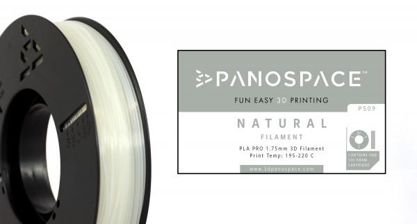 Panospace - Filament PLA natural natur 1,75mm