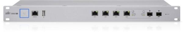 "Ubiquiti UniFi Security Gateway PRO 4-Port / Firewall / VLAN / VPN / QoS / 19"" / 2x SFP / USG-Pro-4"