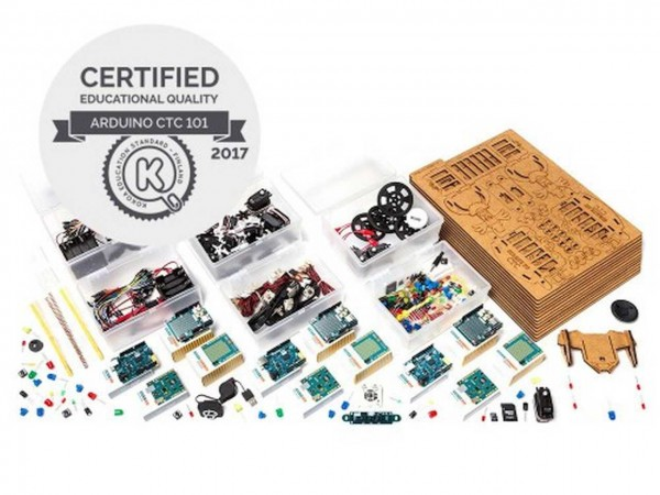 Arduino Education: CTC 101 Komplettes Bildungsprogramm
