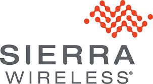 Sierra Wireless 6in1 Dome Antenna - 2xLTE, GNSS, 3xWiFi, 2.4/5GHz, Bolt Mount, 5m, Black