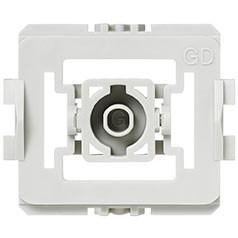 HomeMatic 3er Set Installationsadapter für Schalter Gira Std