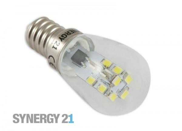 Synergy 21 LED Retrofit E14 Kühlschranklampe cw