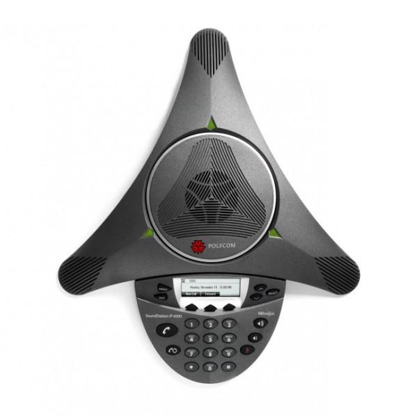 Polycom IP Soundstation IP6000 SIP PoE inkl. Netzt.
