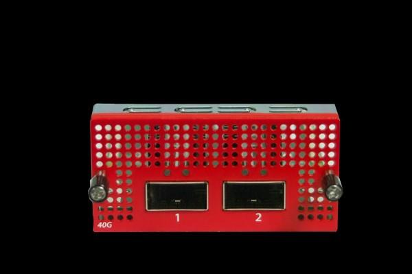 WatchGuard Firebox M, zbh. WatchGuard Firebox M 2 Port 40Gb QSFP+ Fiber Module für Firebox M5600/M4600/M670