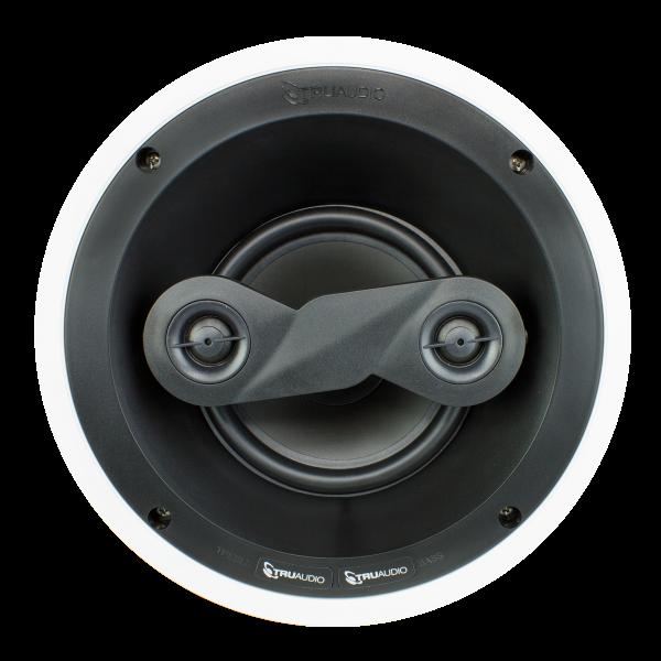 Soundvision TruAudio Revolve Serie, 2-Wege Einbau-Bi-Pole Surroundlautsprecher