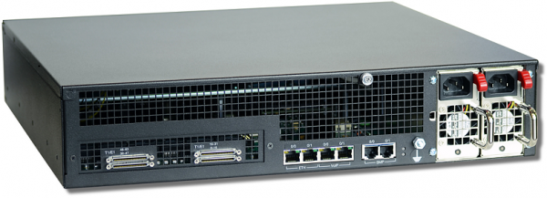 Patton SmartNode 10300 SmartMedia Gateway Patch Panel for N+1 Redundancy