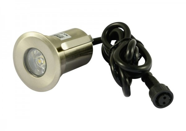 Synergy 21 LED Bodeneinbaustrahler ARGOS rund in-G-C IP67 ww