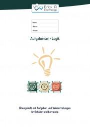 ALLNET Brick'R'knowledge Übungsheft Aufgabenteil Logik 10er Pack