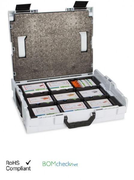 Wago Verbindungsklemmen Set L-BOXX® 102; Serie 221