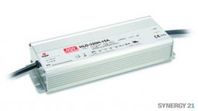 Synergy 21 LED Netzteil - 24V 240W meanwell dimmbar IP65