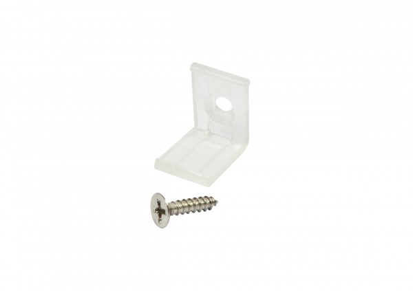 Synergy 21 LED U-Profil zub ALU006 transparent clip