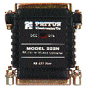 Patton 222 RS232 TO 422 CONV, DB9F, STR RLF