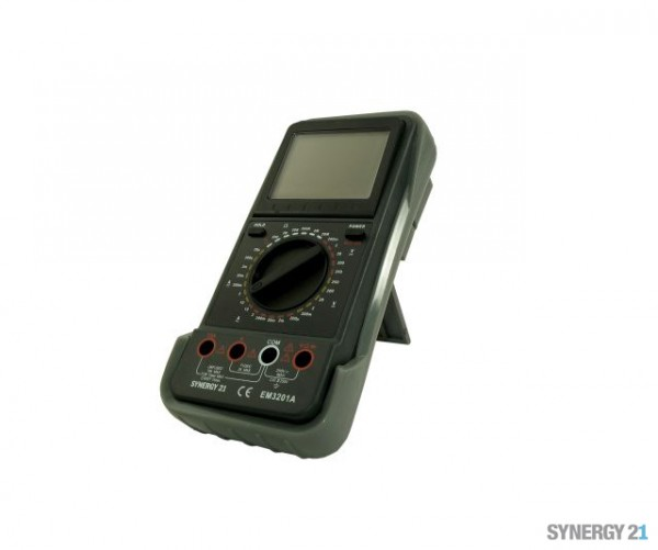 Synergy 21 Test Digital-Multimeter Profi - EM3201A
