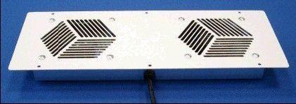 Knürr Wandgehäuse ConAct Lüfter T400/500/600mm, leise, für d