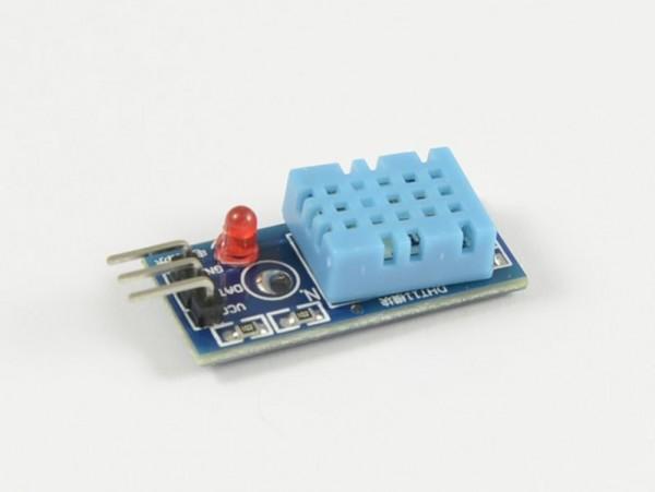 ALLNET 4duino Sensor Temperatur & Luftfeuchte mit LED