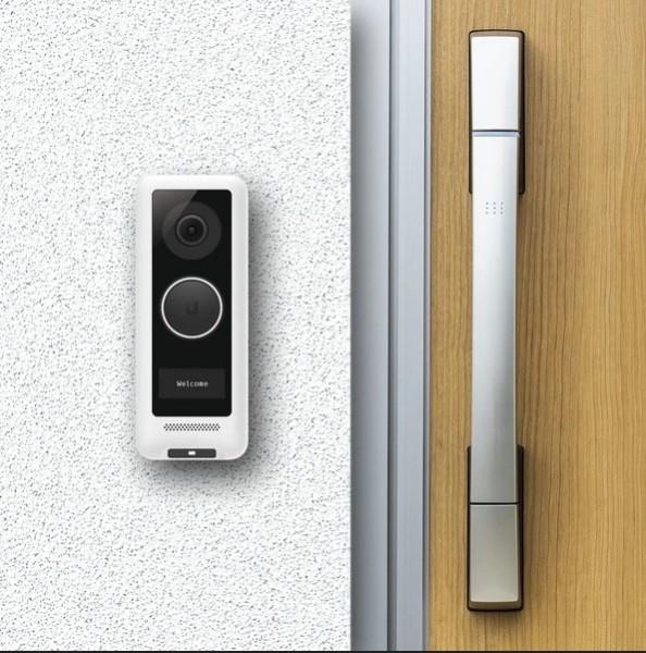 Ubiquiti Unifi G4 Doorbell/ Türklingel mit intregrierter 2MP Kamera/ 30 FPS / Wifi / UVC-G4-DoorBell
