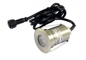 Synergy 21 LED Bodeneinbaustrahler ARGOS rund in-G-C IP67 cw