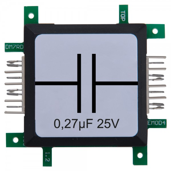 ALLNET Brick'R'knowledge Kondensator 0,27µF 25V