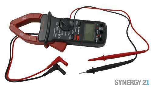 Synergy 21 Test Strommeßzange 7 Funktionen - EM204