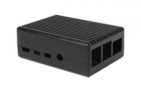 Raspberry Pi 4 Zubehör - Gehäuse Kit Aluminium mit passiver Kühlung