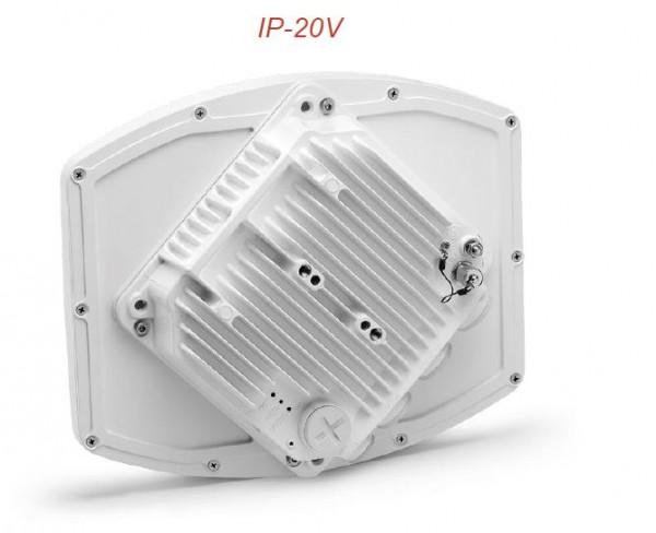 Ceragon FibeAir IP-20V, mit integrierter 38dBi Antenne, 60GHz, 2,5 Gbps Linkset
