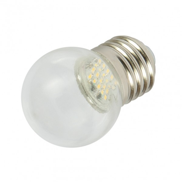 Synergy 21 LED Retrofit E27 Tropfenlampe B40 ww 1, 5 Watt