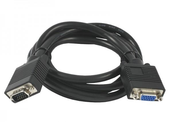 Kabel Video VGA, ST/BU, 5m 3+7, Full HD 1920*1080@60hz, Synergy21,