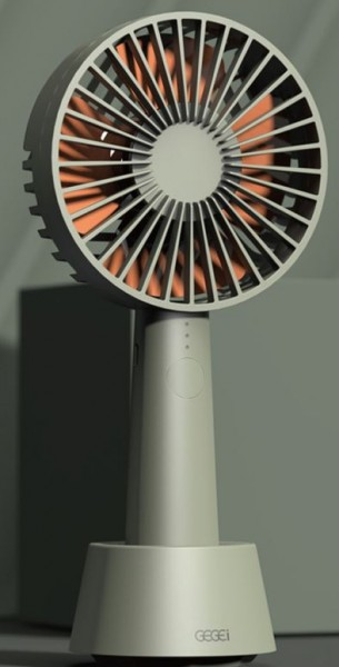 Synergy 21 Ventilator 2 grün/ orange
