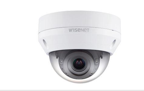 """Hanwha Techwin IP-Cam Fixed Dome """"Q-Serie"""" QNV-6082R"""