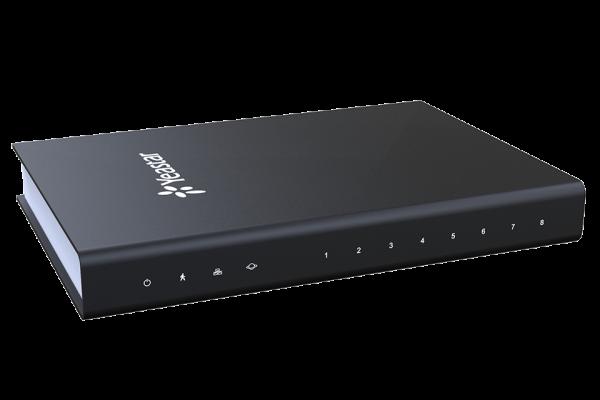 Yeastar VoIP-Gateway TA810 8xFXO RJ11